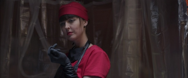 Katharine Isabelle as Mary