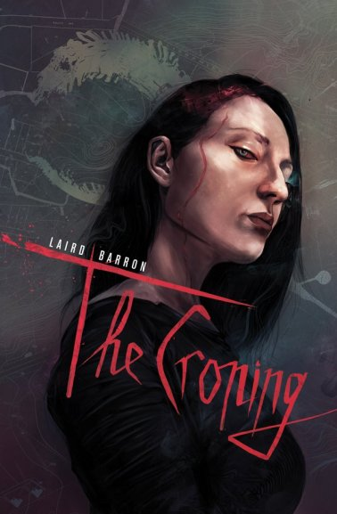 Cover of The Croning - a great place to start your Barron adventure.